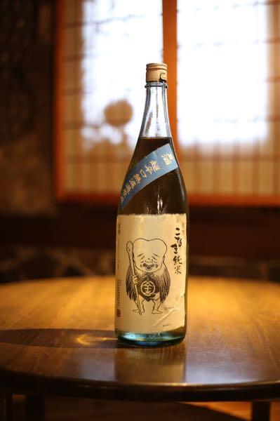 日本酒【こなき純米夏酒】